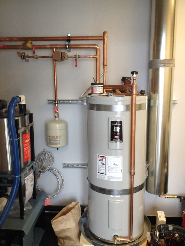 Commercial Kitchen Tankless Water Heater
